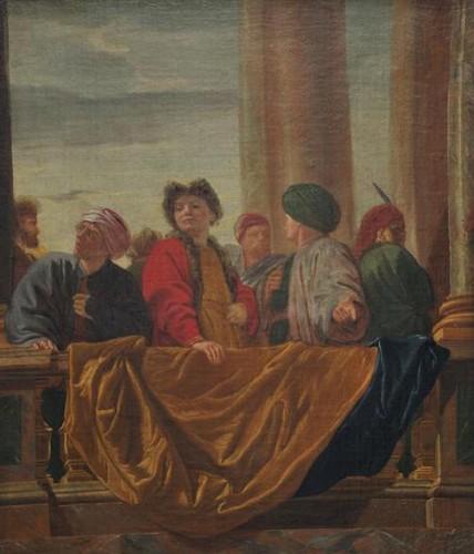 D'après Charles Le Brun, Les différentes nations de l'Asie, XVIIe siècle, huile sur toile, 72 x 58 cm, Versailles, musée national des châteaux de Versailles et de Trianon.