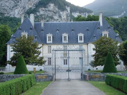 Château de Sassenage (Isère) classé monument historique en 1942