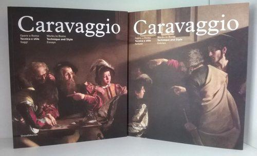 VODRET Rossella, LEONE Giorgio, CARDINALI Marco, DE RUGGIERI Beatrice, GHIA Giulia Silvia, Caravaggio. Opere a Roma. Tecnica e stile, Silvana Editoriale, 2016, 2 volumes.