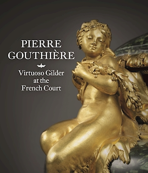 BAULEZ Christian (dirs.) et VIGNON Charlotte (dirs.), Pierre Gouthière : Virtuoso Gilder at the French Court, Londres, Giles, 2016, 408 p.