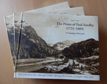 GUNN Ann, The Prints of Paul Sandby (1731–1809) : A Catalogue Raisonné, Turnhout, Brepols, 2016, 339 p.