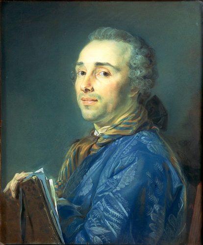 Jean-Baptiste Perronneau, Portrait d'Aignan Thomas Desfriches, pastel, 60 x 50 cm, Orléans, musée des Beaux-Arts.